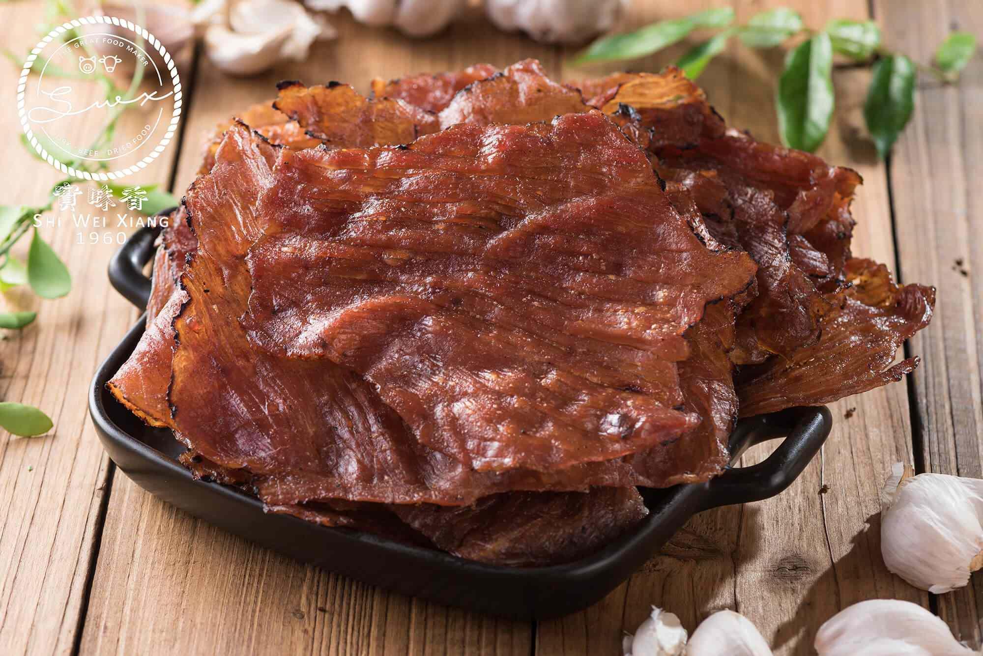 實味香 豬肉紙
